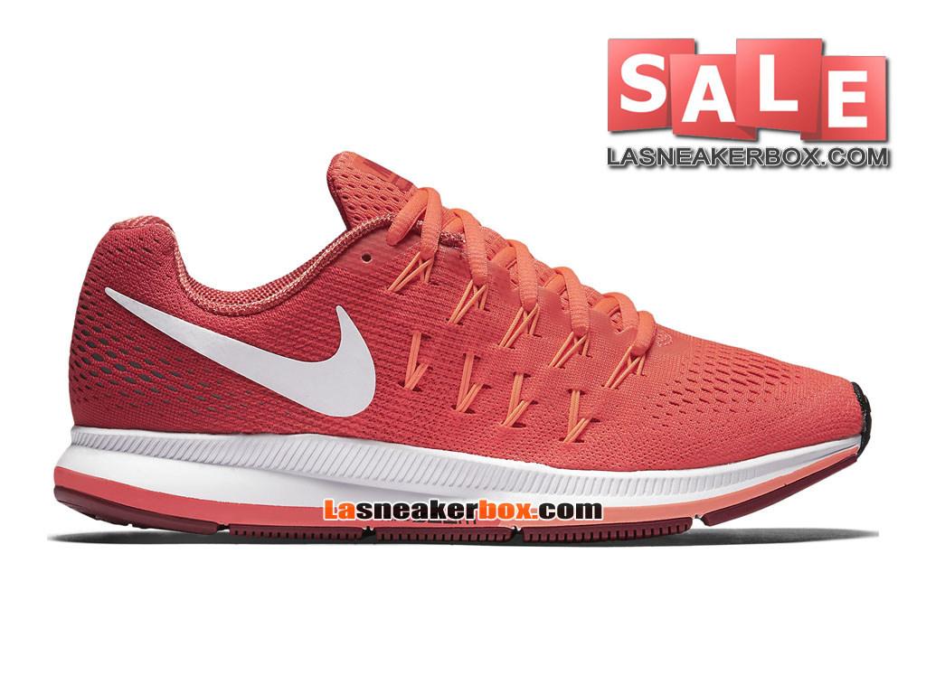Running nike rouge