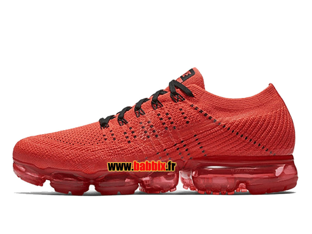 CLOT x Nike Air VaporMax Rouge AA2241-006 Chaussure Running Homme