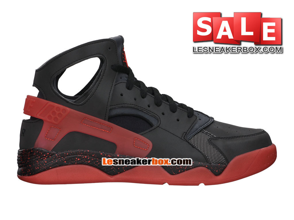 release date: 2476e 61752 ... canada nike air flight huarache premium mens nike basketball shoe black  challenge red 61085 1e774