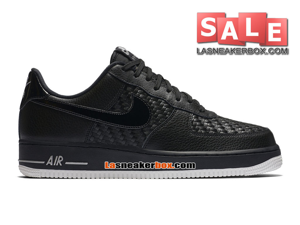 promo code 78512 498e9 Nike Air Force 1 07 LV8 Low - Chaussures Nike Sportswear Pas Cher Pour Homme  Noir ...