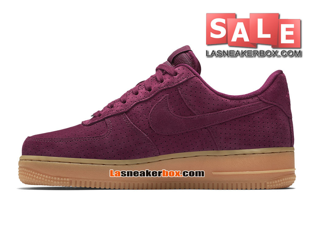 official photos 08022 749d7 ... Nike Air Force 1 ´07 Suede Low - Chaussures Nike Sportswear Pas Cher  Pour Homme ...