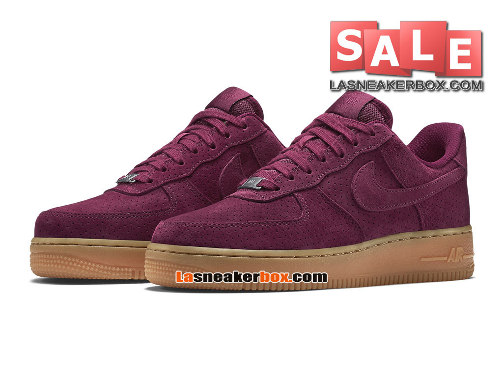 0560ae7b7d3d ... Nike Air Force 1 ´07 Suede Low - Chaussures Nike Sportswear Pas Cher  Pour Homme ...
