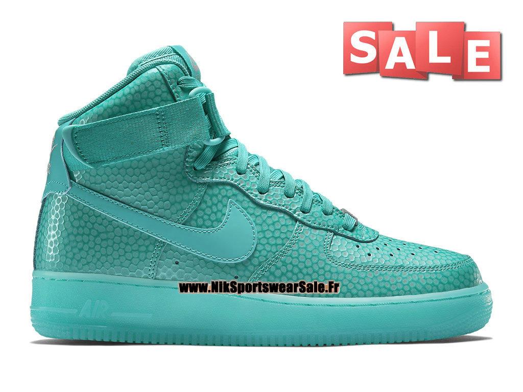 wholesale dealer 8ea04 8d53e Nike Air Force 1 Hi Premium - Men´s´ Nike Montante Sports Shoe Light