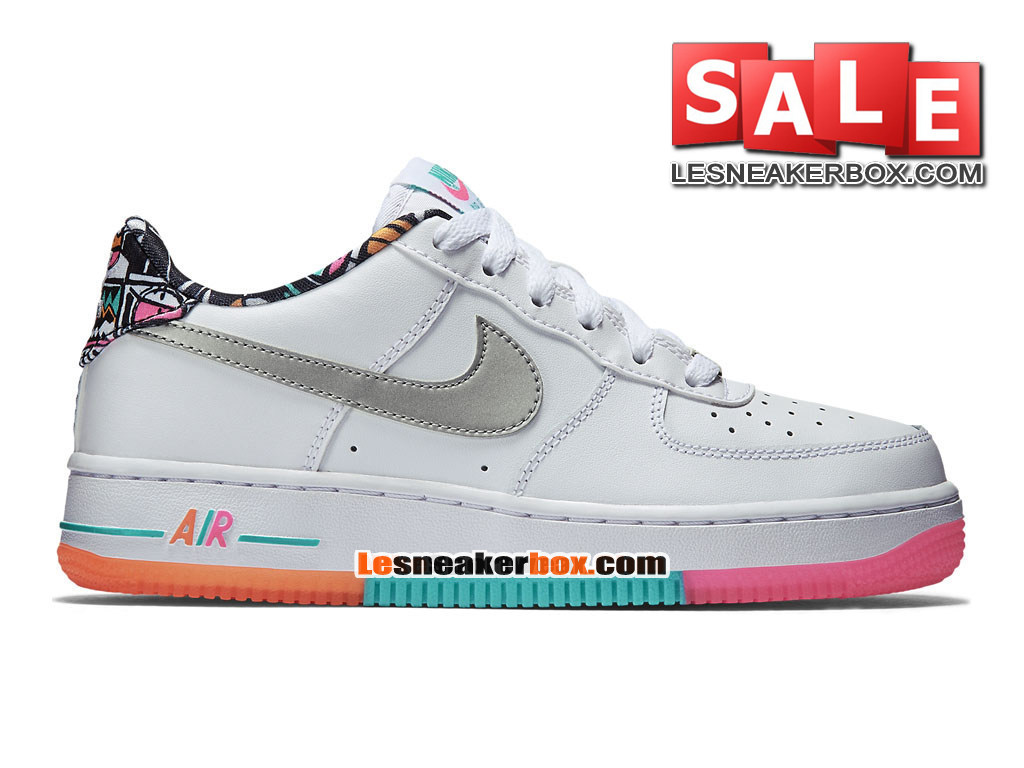 Nike Air Force 1 Low - Men´s Nike Sportswear Shoe White/Light Retro