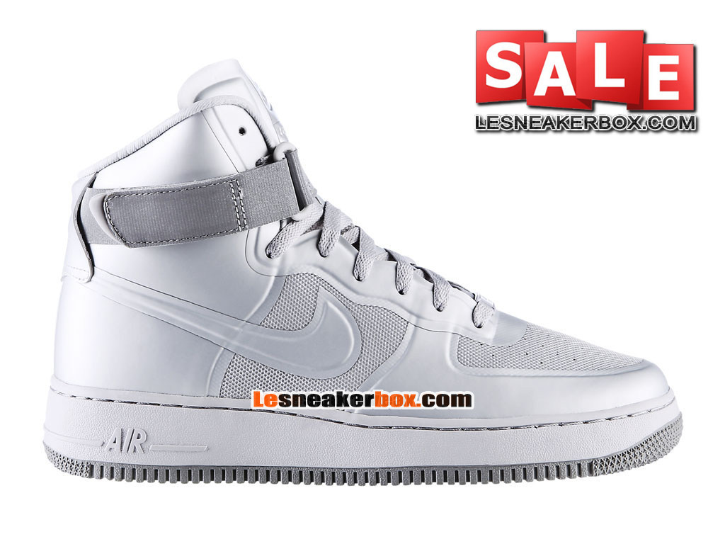 5bd89d9a98f Nike Air Force 1 High Hyperfuse Premium - Men´s Nike Montante Sports Shoe  Neutral