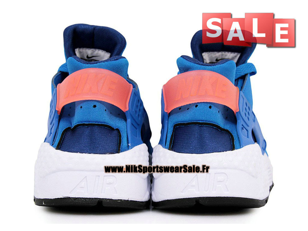 low priced b3fb7 3ae0f ... Nike Air Huarache - Men´s Nike Officiel Shoes Gym Blue/Photo Blue/