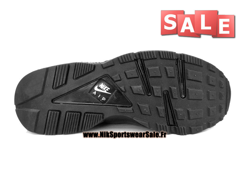 1a387cb66fe9 ... Nike Air Huarache - Men´s Nike Officiel Shoes All Black 318429-001 ...