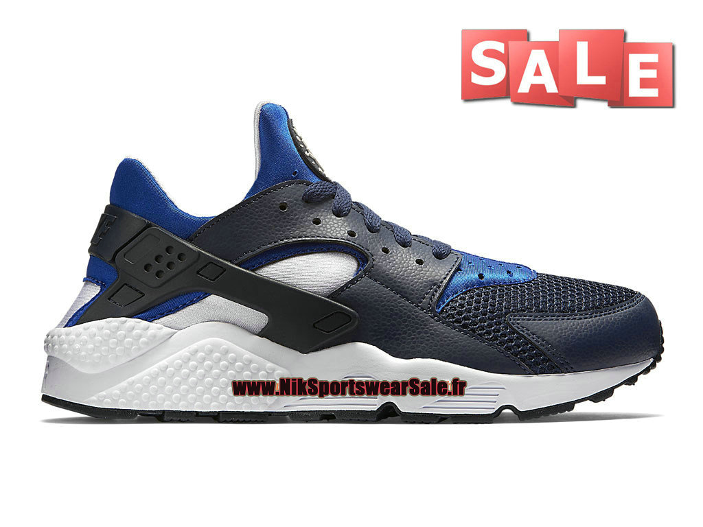 nike air huarache gs chaussure nike sportswear pas cher pour femme enfant bleu nuit marine. Black Bedroom Furniture Sets. Home Design Ideas