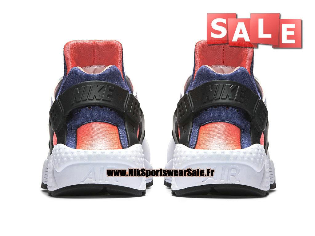 1267f09e3793 ... Nike Air Huarache Run - Men´s Nike Officiel Shoes White Washing spice