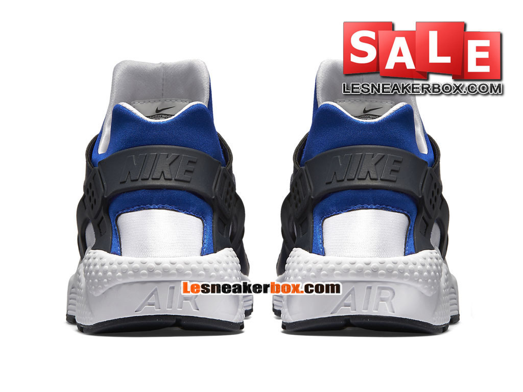 924a0d3ee02c ... Nike Air Huarache Run - Men´s Nike Sportswear Shoe Midnight Navy White