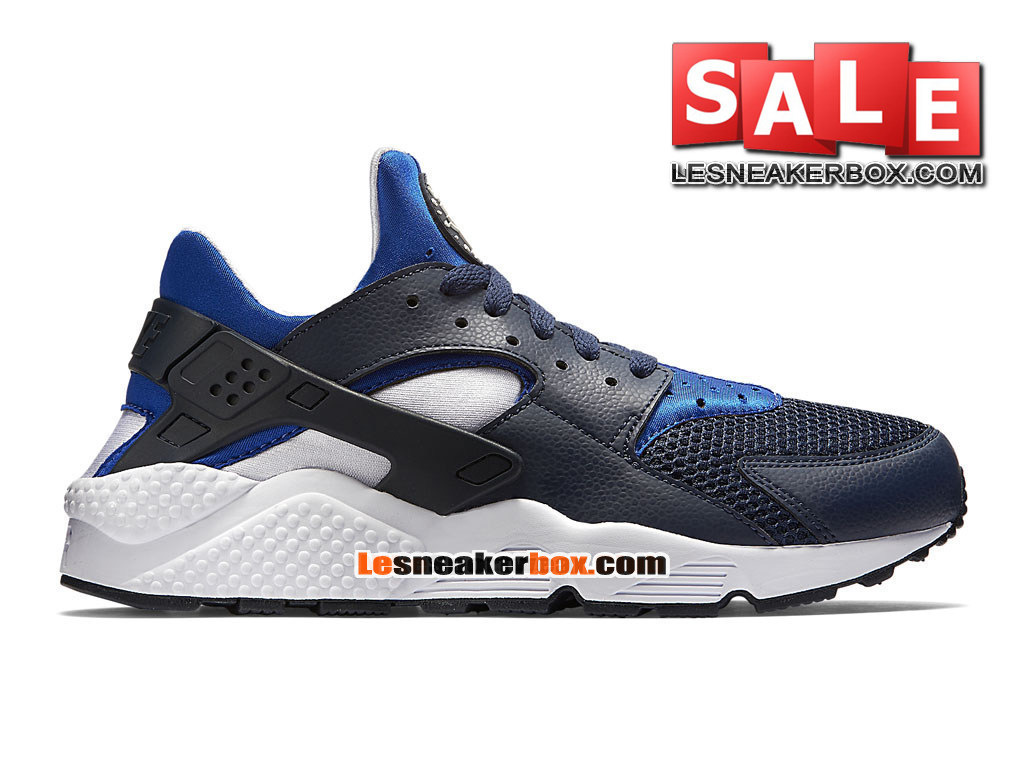 huge selection of de04b 7ed98 Nike Air Huarache Run - Men´s Nike Sportswear Shoe Midnight Navy White