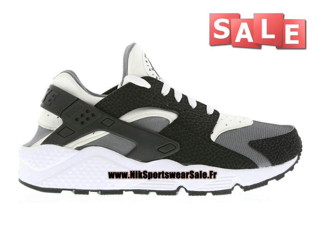 d68dc3af3ea6 Nike Air Huarache Run - Men´s Nike Officiel Shoes White Black Pure ...