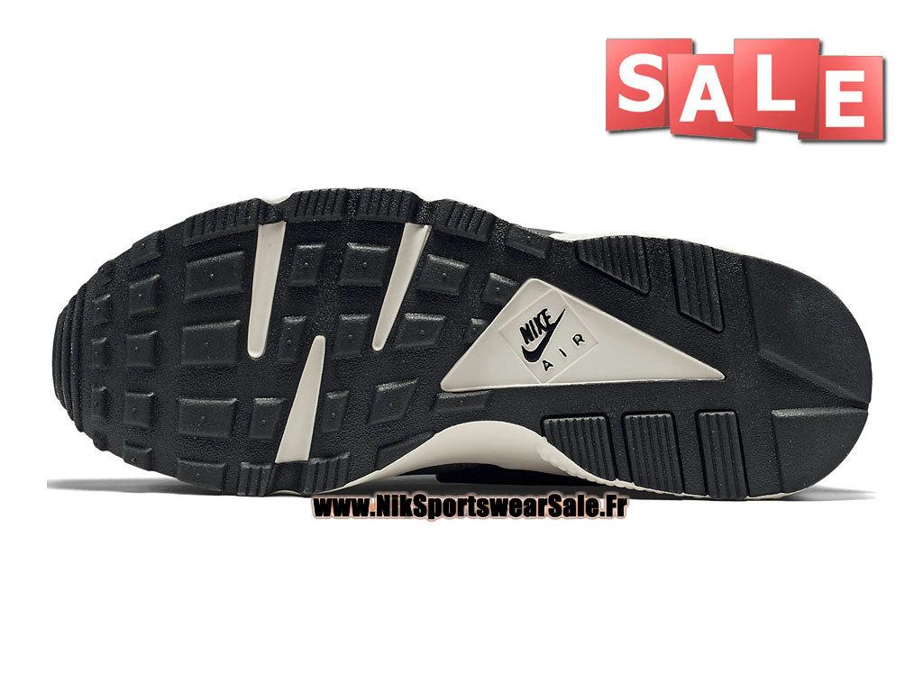 new style cb48b f1cc2 ... Nike Air Huarache Run - Men´s Nike Officiel Shoes Mine Grey Mid Fog ...