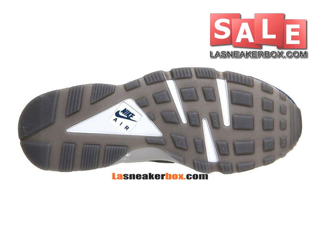 cdafd88196de9 ... Nike Air Huarache Run Suede - Men´s Nike Sportswear Shoe Blue Force Cool  ...