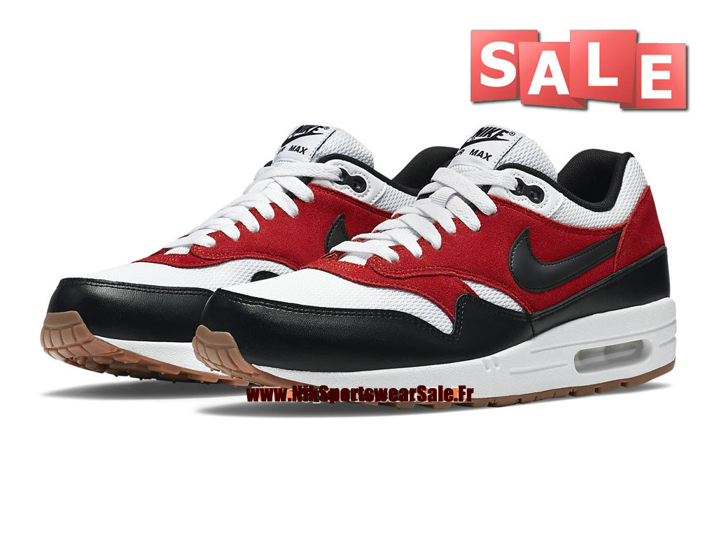 info for 394ee 043d4 ... Nike Air Max 1 87 Essential - Men´s Nike Sportswear Shoes White  ...