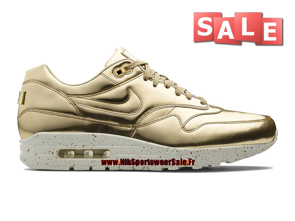 buy popular 283d8 52b46 8dbe5 0937a  discount code for nike air max 1 87 sp liquid metal gold mens  fef30 cbc90