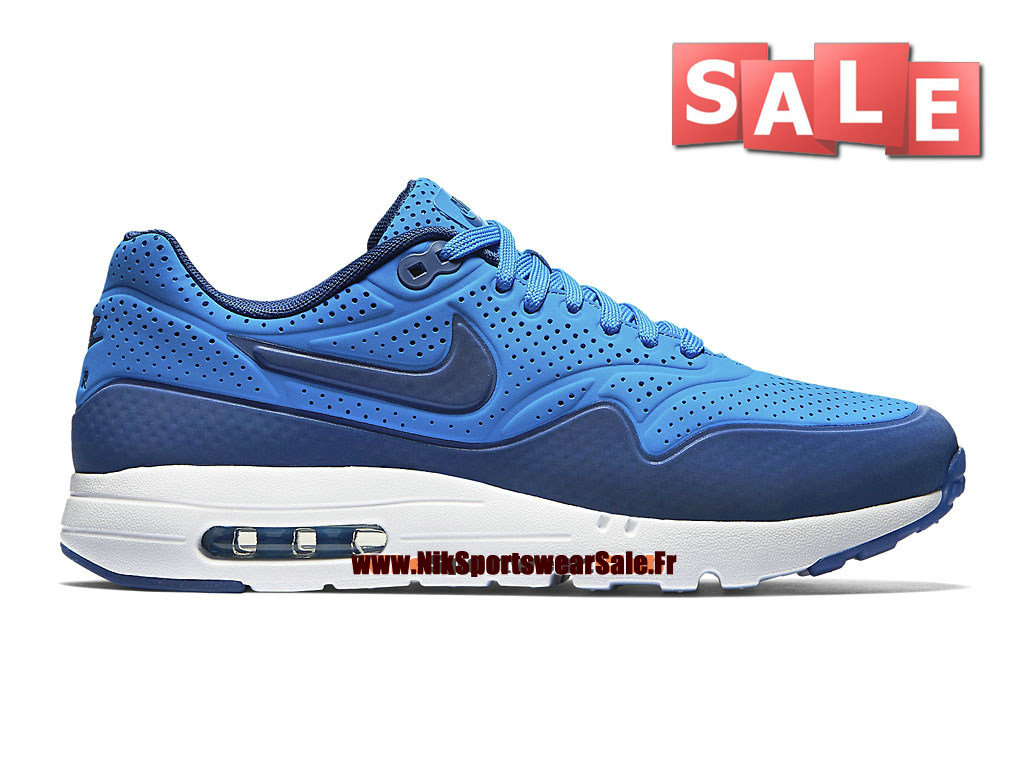 huge selection of 120a8 0a515 Nike Air Max 1 Ultra Moire - Men´s Nike Sportswear Shoe Photo Blue