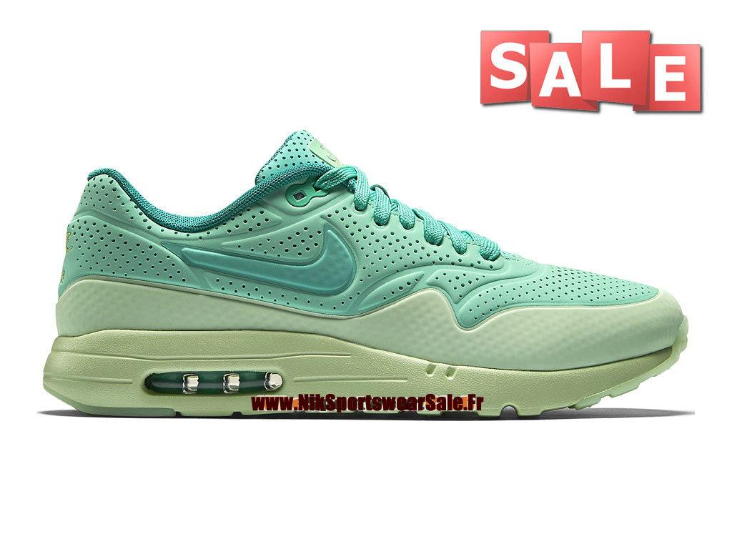 check out 7580c baf16 Nike Air Max 1 Ultra Moire - Men´s Nike Sportswear Shoe Green Glow