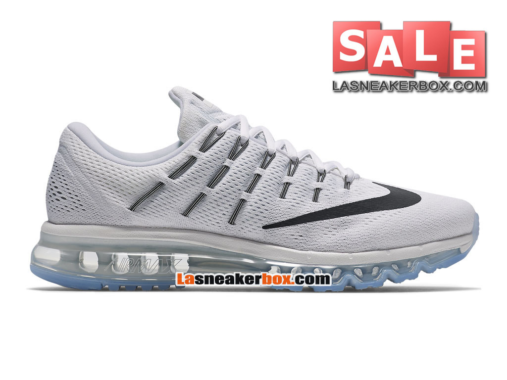 Nike Air Max 2016 - Men´s Nike Running Shoe Summit White/White/