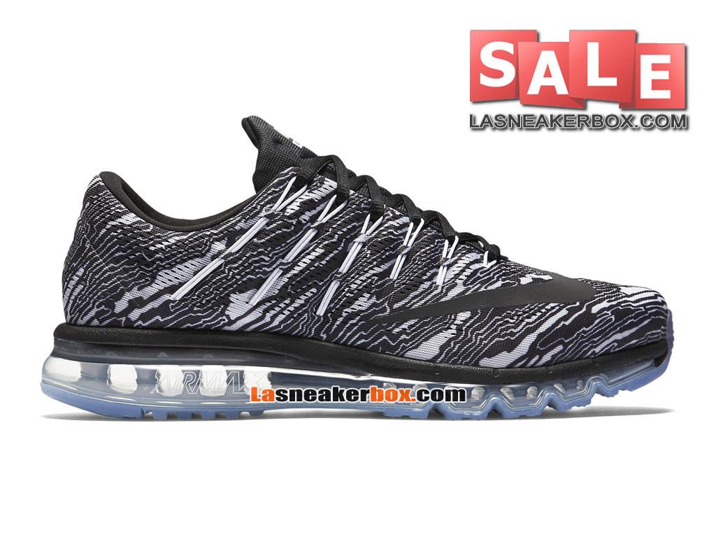 quality design 1fb25 24c16 Nike Air Max 2016 - Men´s Nike Running Shoe White Black Black