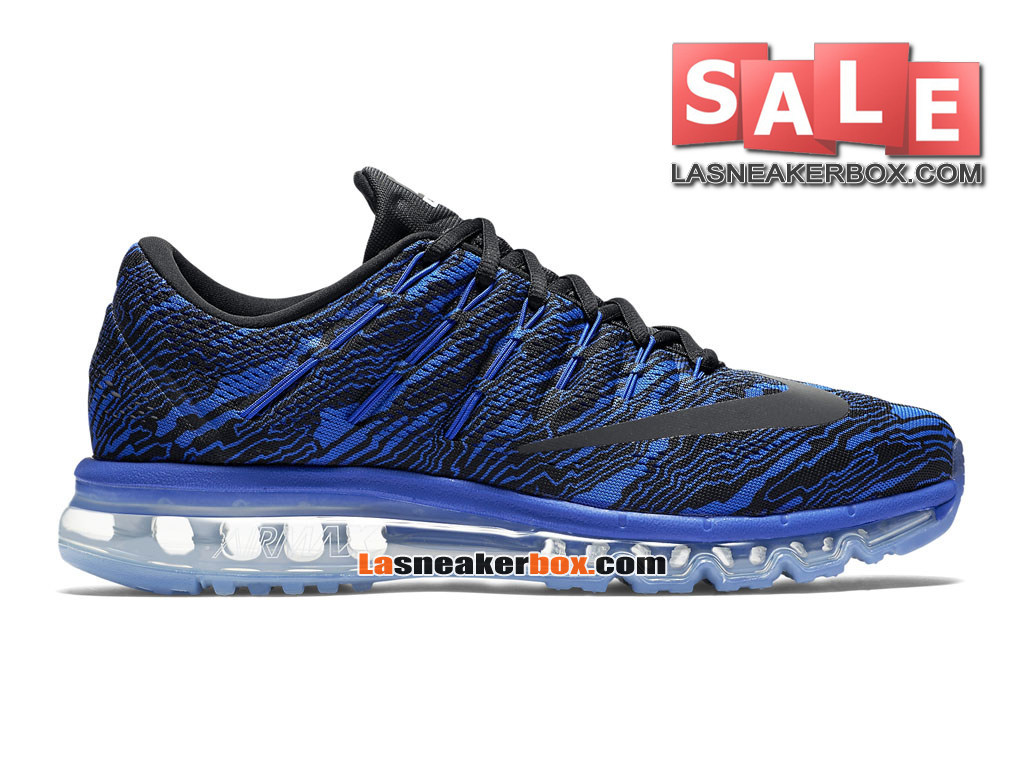 Nike Air Max 2017 Mens Running Shoes Racer Blue/Black/Chalk Blue 806771-401