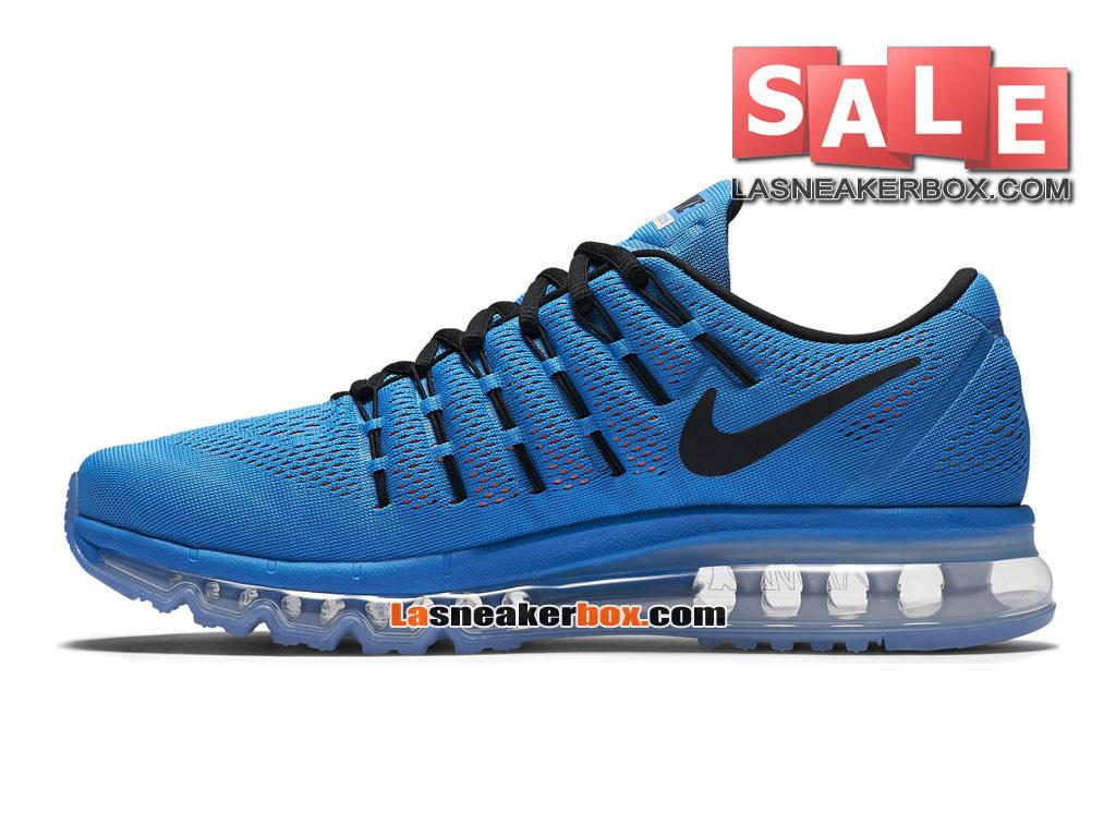 Bleu Officiel De 1611012344 Homme 2016 Air Totalnoir Running Pour Print Cher Nike 408 Max Chaussure Pas Photoorange 806771 dBWrCxoe