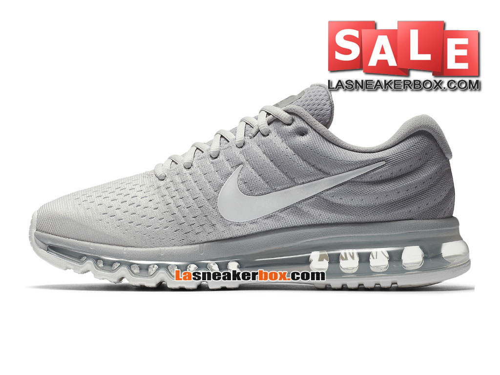 online retailer 60551 2ddca ... Nike Air Max 2017 - Chaussure de Nike Running Pas Cher Pour Homme Beige  clair  ...