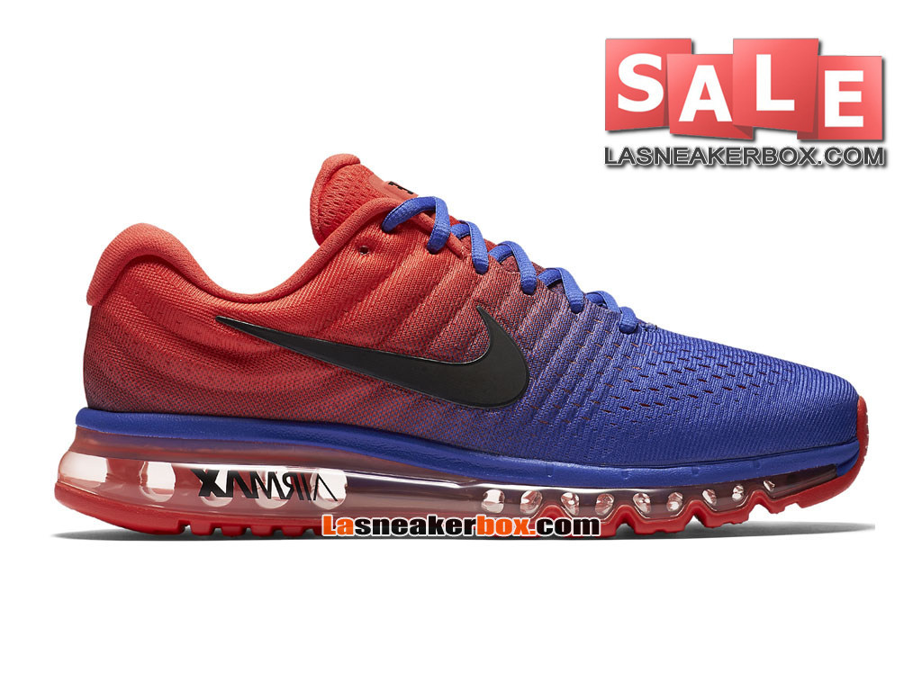 363647a0bca4 Nike Air Max 2017 - Men´s Nike Running Shoe Paramount Blue/Max Orange