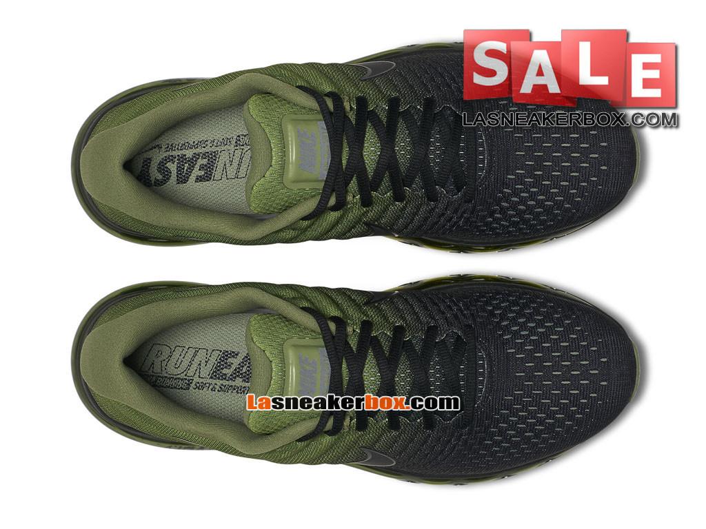 2683b14d689 Nike Air Max 2017 - Men´s Nike Running Shoe Black Palm Green Black ...