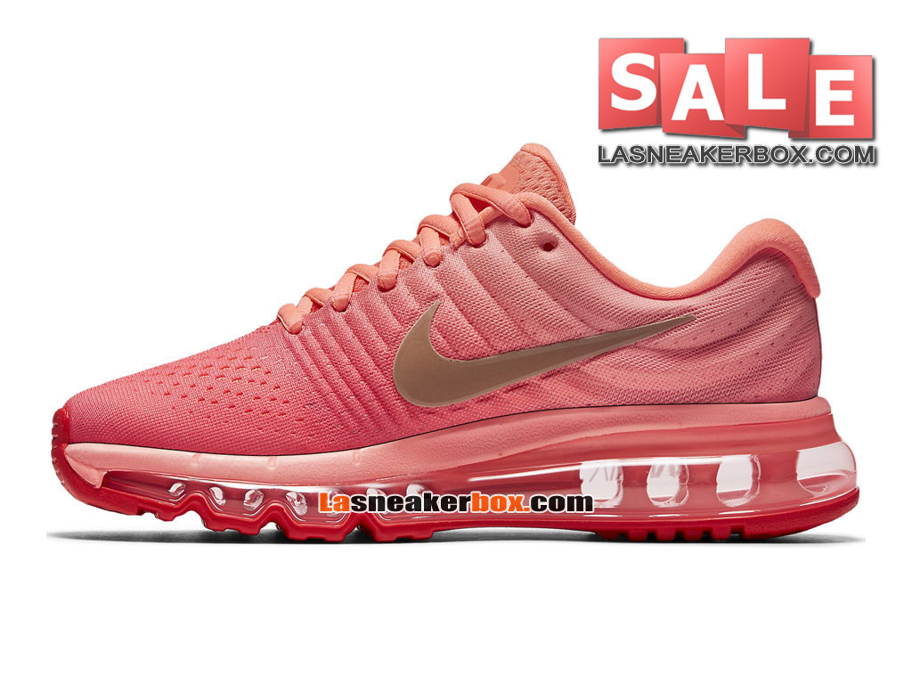 reputable site 24007 8bfc7 ... Nike Air Max 2017 GS - Chaussure de Nike Running Pas Cher Pour Femme Fille  ...