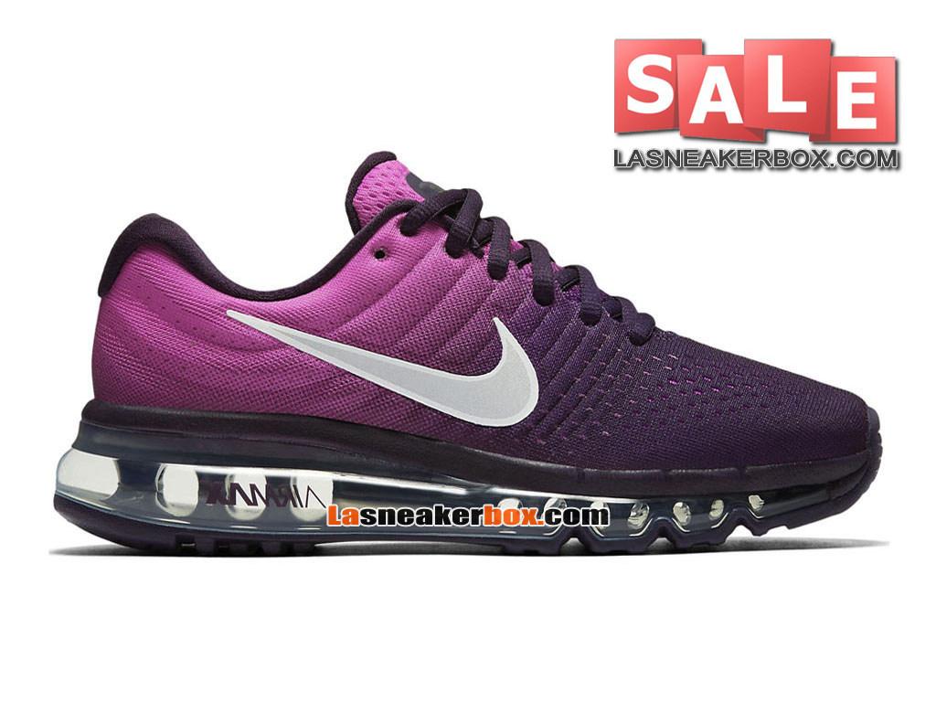 new product 9a540 18e97 Nike Air Max 2017 GS - Women´s Girls´ Nike Running Shoe Purple