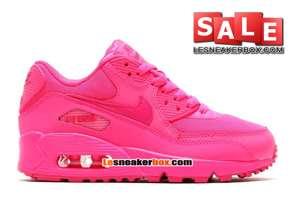 nike air max 90 anniversary ps chaussure nike sportswear pas cher pour petit enfant hyper rose. Black Bedroom Furniture Sets. Home Design Ideas