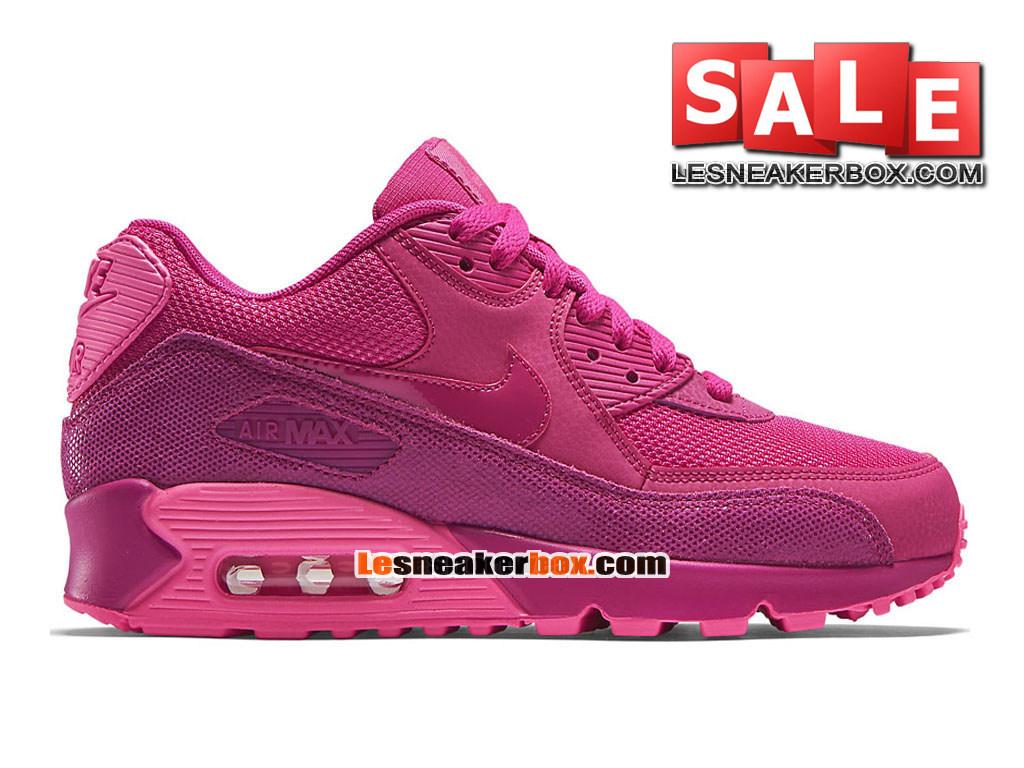 wholesale dealer 9304a fcf72 Nike Air Max 90 Anniversary PS - Chaussure Nike Sportswear Pas Cher Pour  Petit Enfant Rose ...