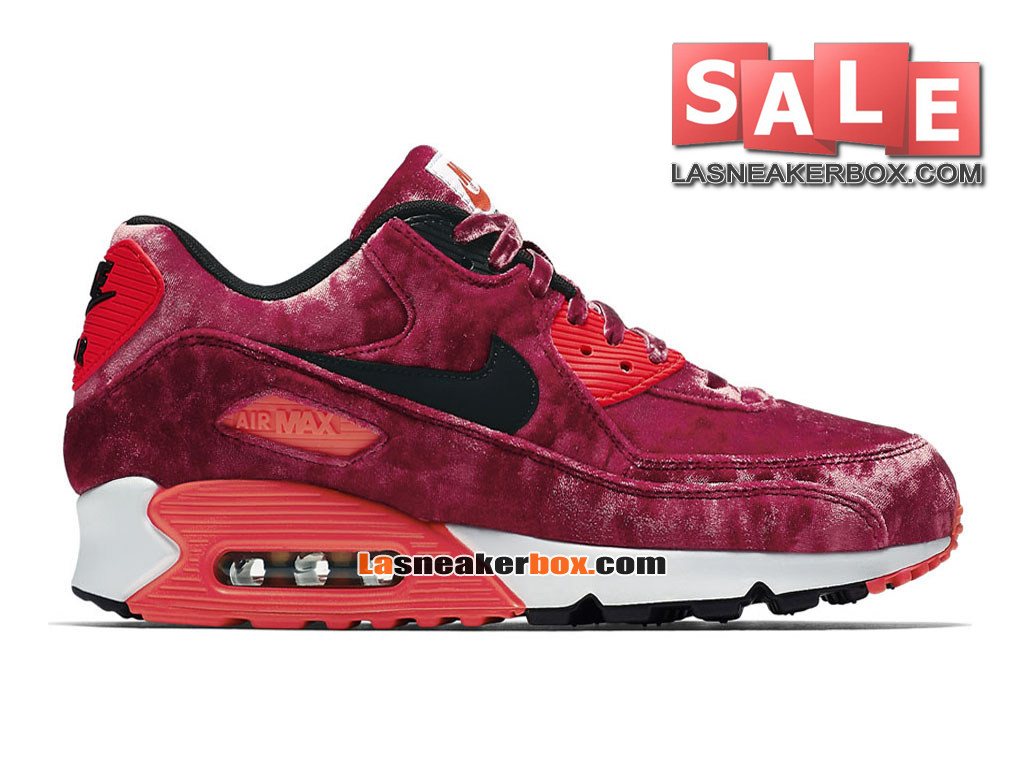 air max garcon rouge