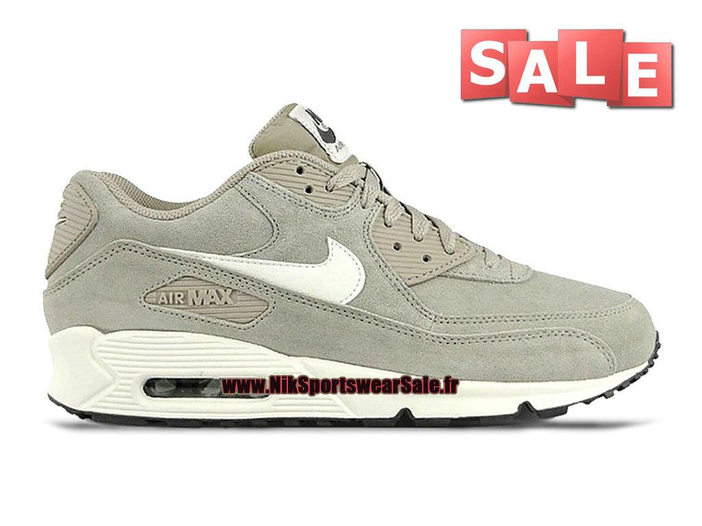the latest d9faf fd275 Nike Air Max 90 Essential - Men´s Nike Sportswear Shoe Classic Stone/Sail