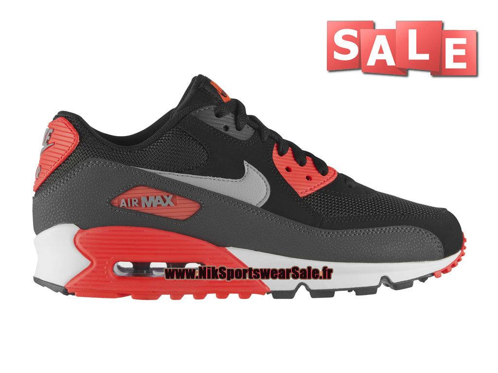 Nike air max 90 gs chaussures sportswear pas cher pour for Portillon gris anthracite pas cher