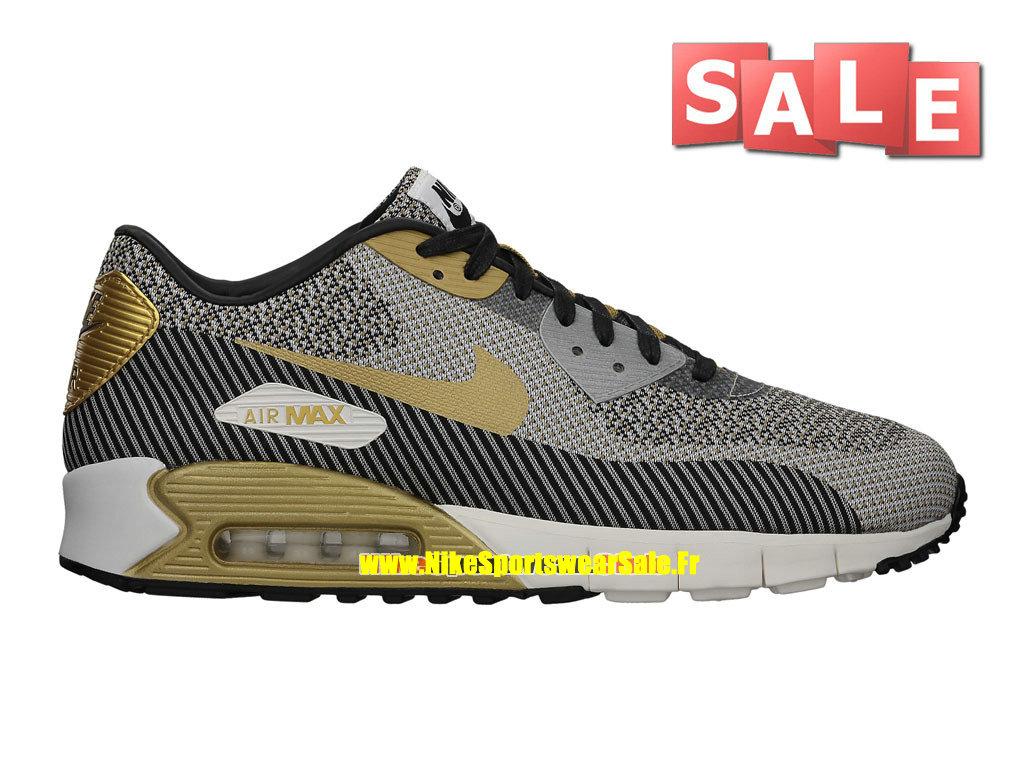 Métalliséargent Métallisénoir Sportswear Max Premium Ivoiredoré Qs Homme Jacquard Cher Chaussures Air 90 Pas Nike Pour thQrsd