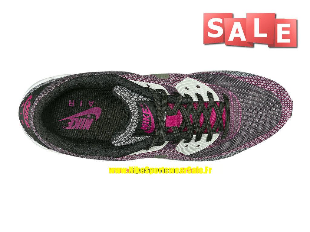 best website ea419 2d623 ... Nike Air Max 90 JCRD Jacquard - Chaussures Nike Sportswear Pas Cher  Pour Homme Noir