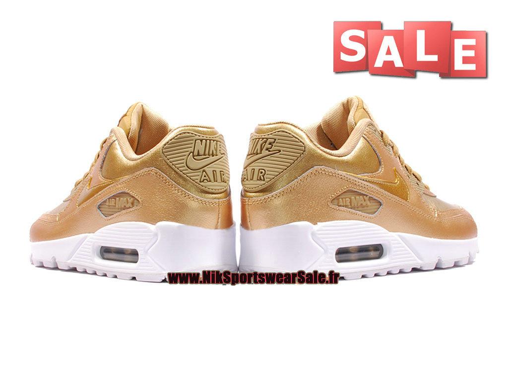online store 15801 fb3e3 ... Nike Air Max 90 Leather LTR GS - Chaussure de Nike Sports Pas Cher Pour