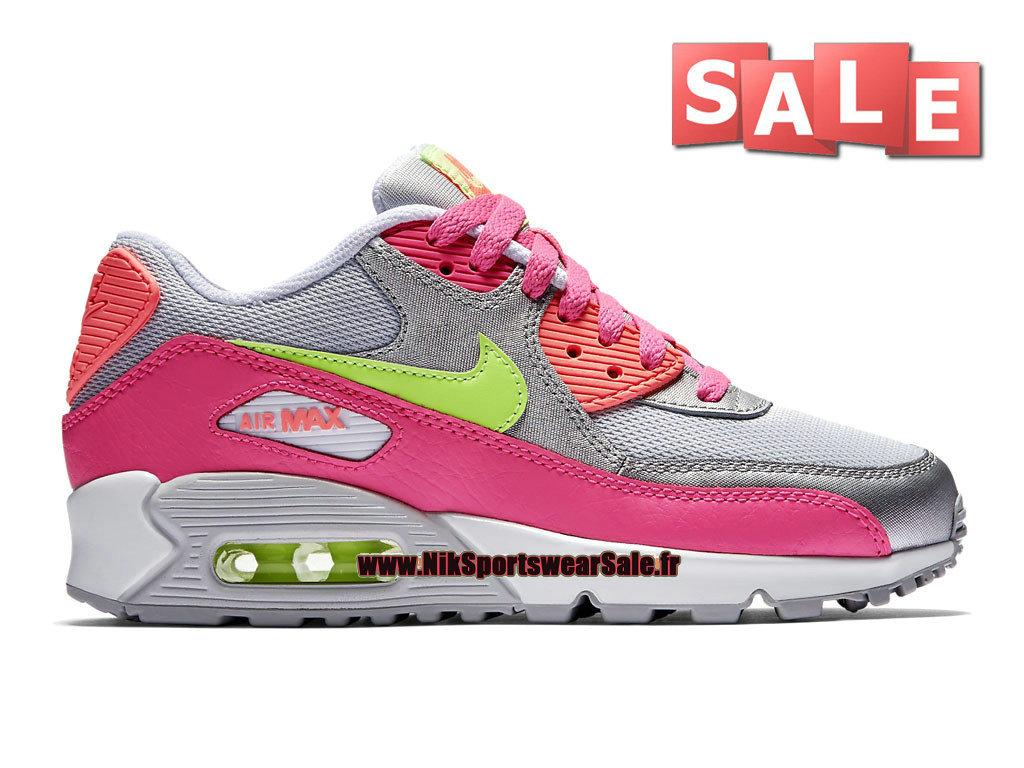 quality design 9207d 23d35 Nike Air Max 90 Mesh GS - Women´s Kids´ Nike Sportswear Shoe