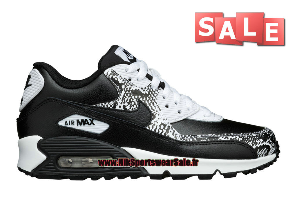 Nike Air Gs Max 90 Premium Leather Gs Air Chaussure Nike Sportswear Pas a6ea31