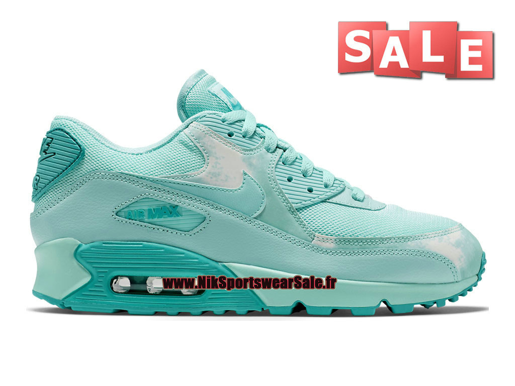 0856d6df821f Nike Air Max 90 Print - Men´s Nike Sportswear Shoes Artisan Teal Light
