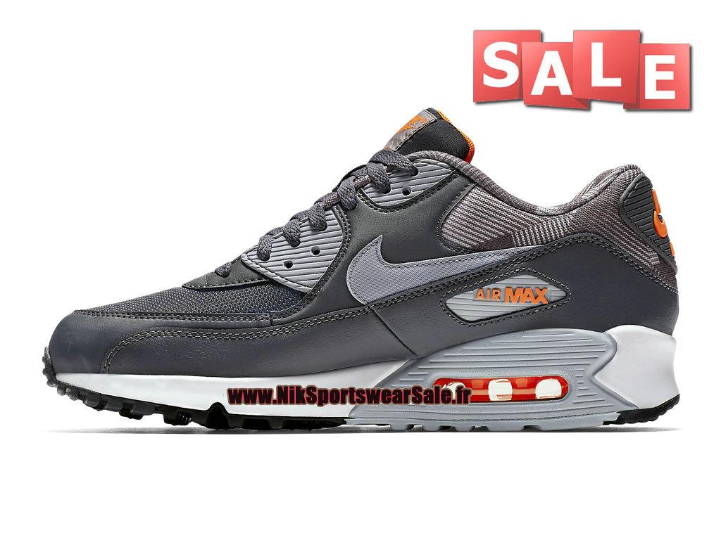 watch baf2a e8b01 ... Nike Air Max 90 Print - Men´s Nike Sportswear Shoes Dark Grey Wolf ...