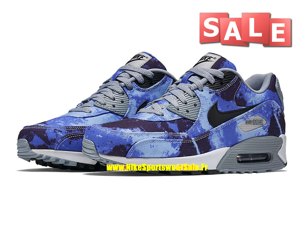 buy popular ba8af dbe04 ... Nike Air Max 90 SD - Chaussure Nike Sportswear Pas Cher Pour Homme  Violet persan  ...