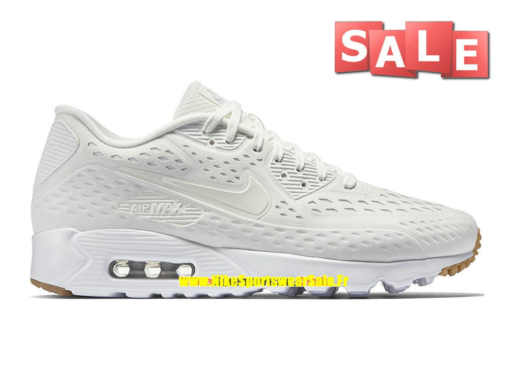 huge selection of 3bcfc 068ee Nike Air Max 90 Ultra BR Breathe - Men´s Nike Sportswear Shoe Summit White