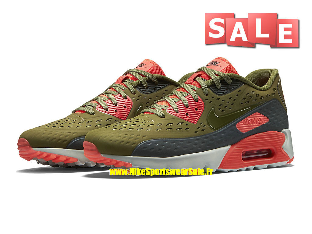 5453f9b85e3 ... Nike Air Max 90 Ultra BR Breathe - Men´s Nike Sportswear Shoe Scenery  Green ...
