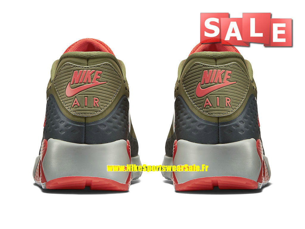 outlet store 01c7a 8cafe ... Nike Air Max 90 Ultra BR Breathe - Men´s Nike Sportswear Shoe Scenery  Green
