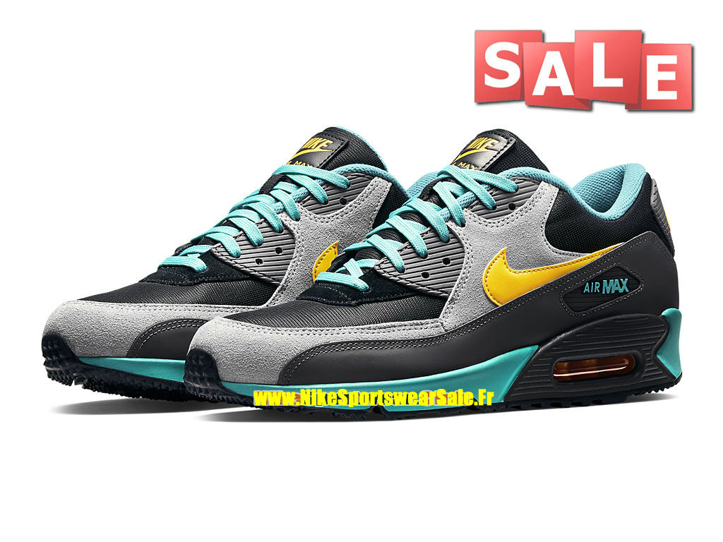 online retailer a6b2e 9af3e ... Nike Air Max 90 Winter Premium - Men´s Nike Sportswear Shoe BlackWolf  ...