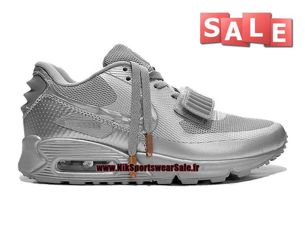 huge selection of 2b1b9 c584e Nike Air Max 90 Yeezy 2 Design by Blkvis - Men´s Nike Custom Sports