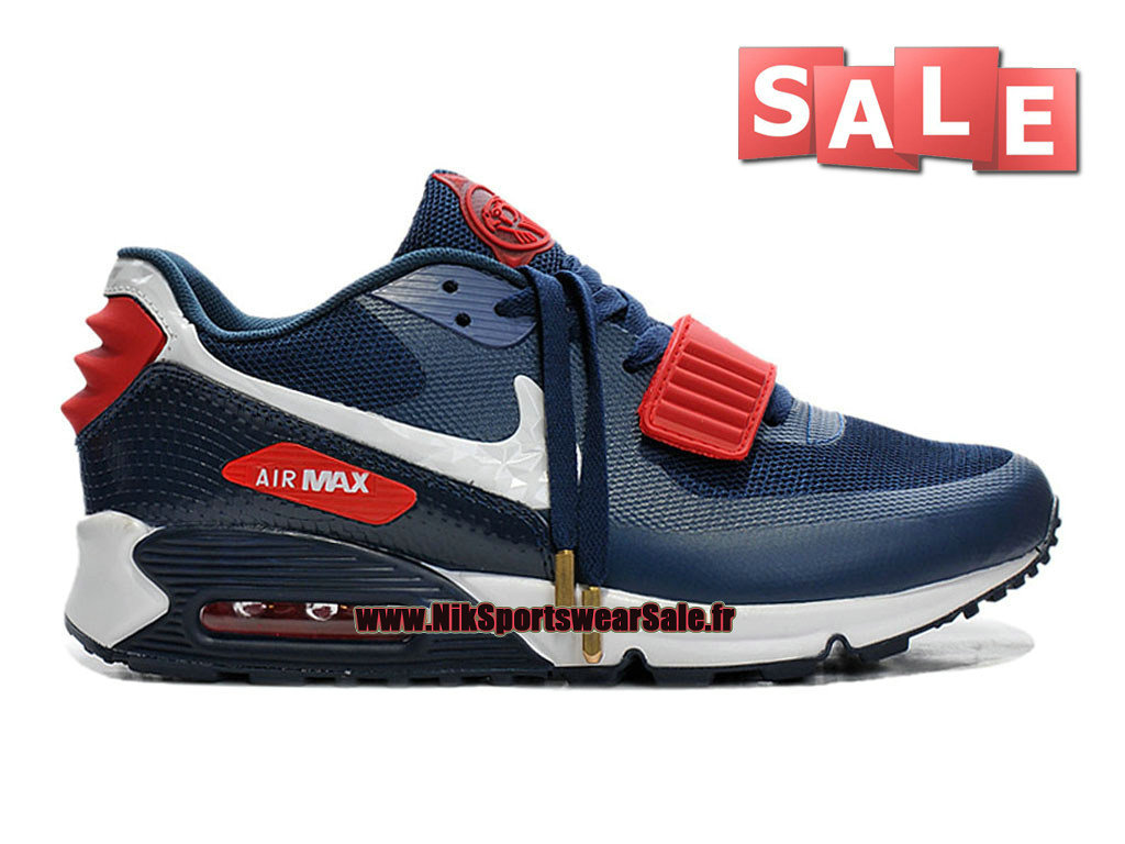 huge discount 1f674 34d9b Nike Air Max 90 Yeezy 2 Design by Blkvis - Chaussure Nike Sportswear Pas  Cher Pour ...